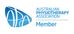 The Australian Physiotherapy Association logo.
