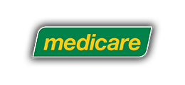 The Medicare logo.