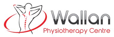 The Wallan Physiotherapy Centre logo.